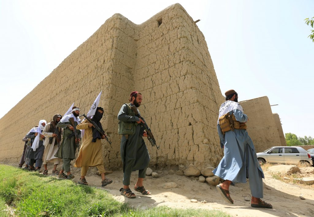 Taliban and Afghan govt forces ceasefire to celebrate religious holiday