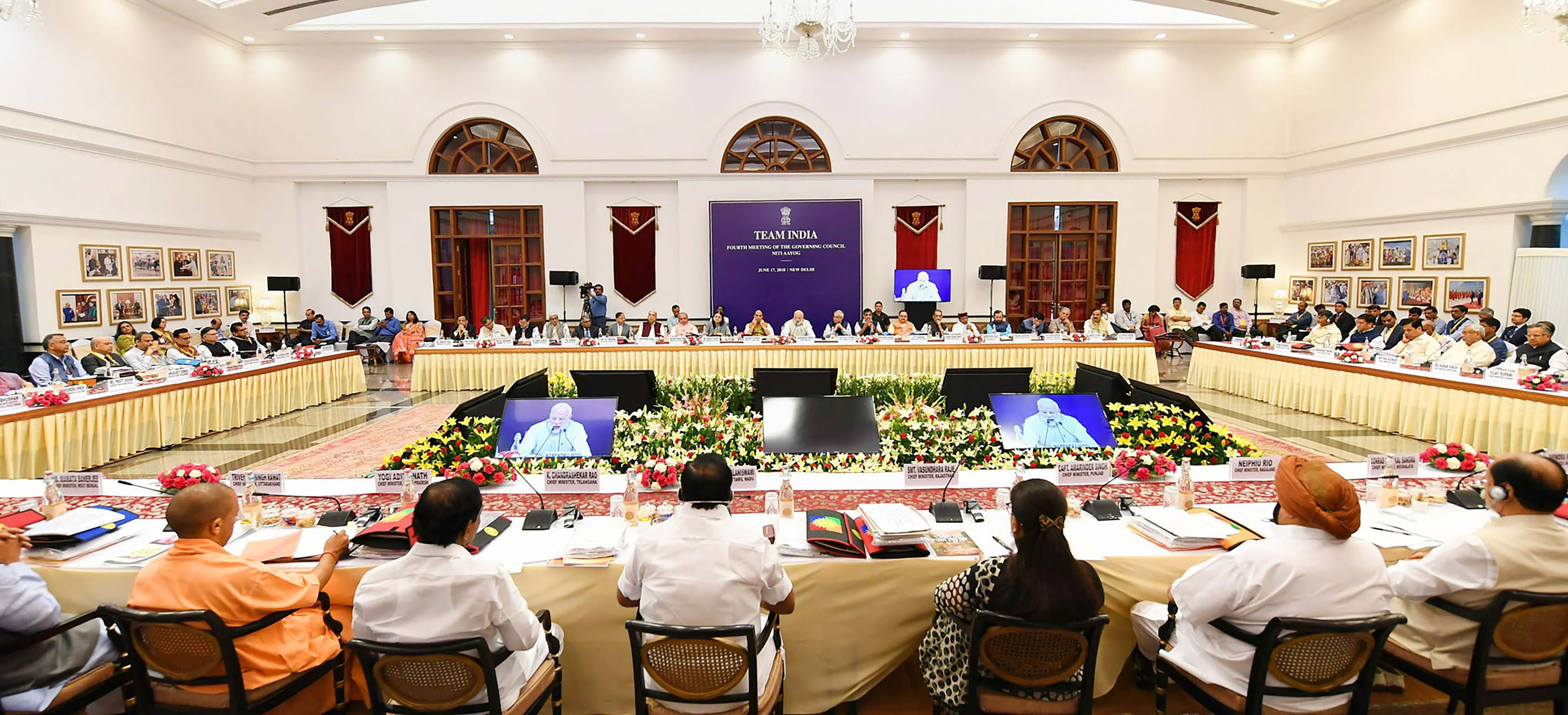 Centre's, and NITI Aayog's, Vision for 2022 Is Founded on Quiet Contradictions