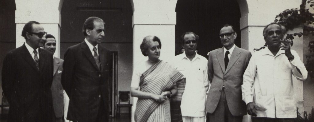 Behind the Scenes of India's Response to the East Pakistan Crisis of 1971