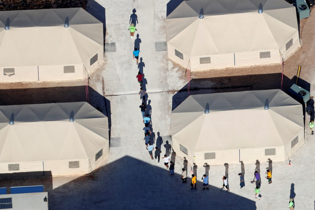 Trump Administration Defends Immigration Policy as Outrage Grows Over Children