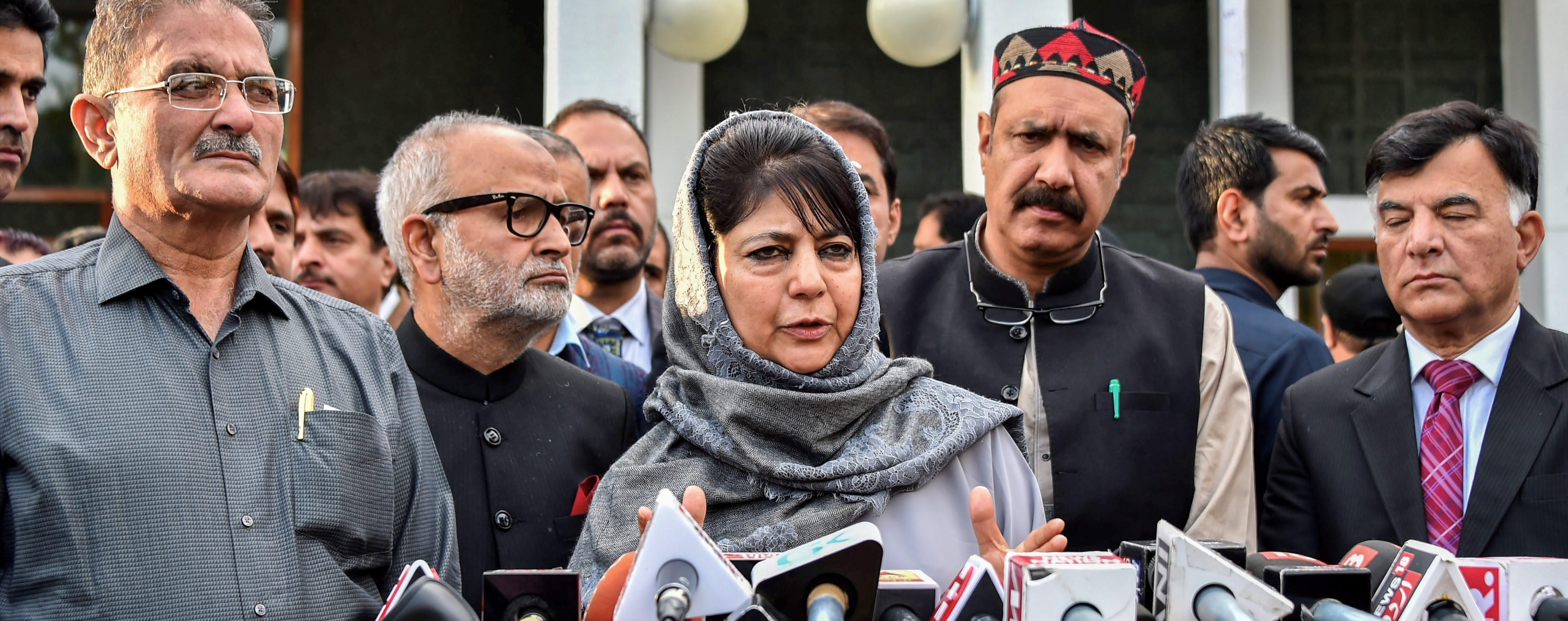 Some PDP Leaders Colluded With 'Nagpur': Mehbooba on Her Alliance With BJP