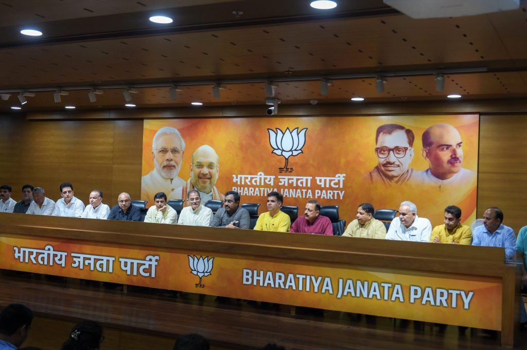 Worries About Election Prospects Drove BJP to Pull the Plug on J&K Coalition