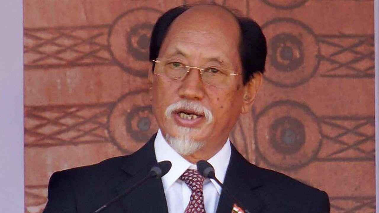 COVID-19: Nagaland CM Neiphiu Rio Goes Into Home Quarantine