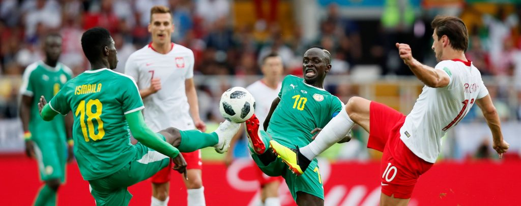 Senegal's Win Shows Up Racist Stereotypes for Their Collective Stupidity