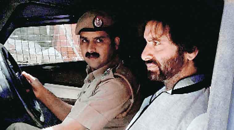 Delhi Court Sends JKLF Chief Yasin Malik to NIA Custody till May 24