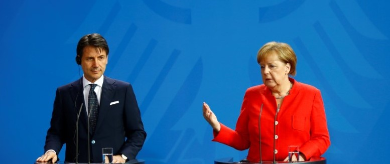 Italy and Germany Clash as EU Splits Over Migration Row