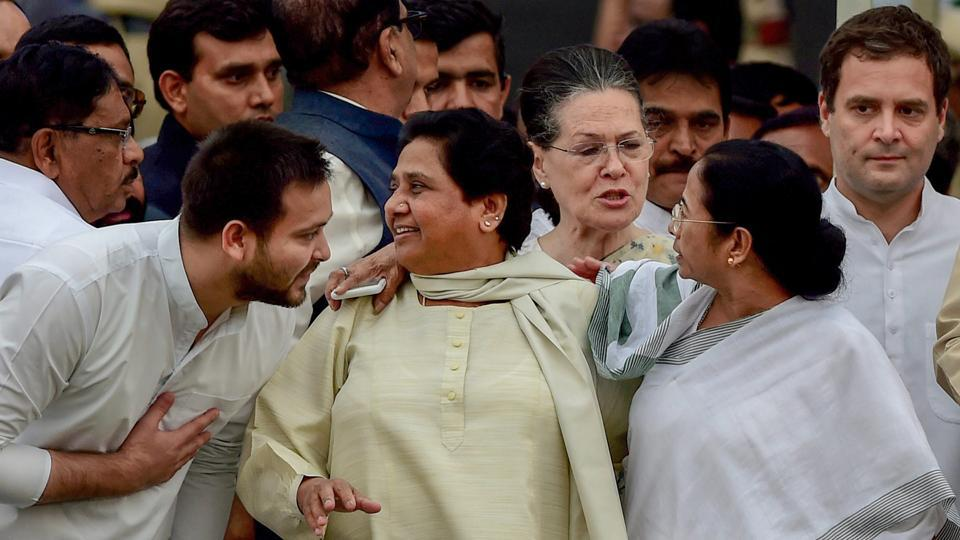Congress is 'Open to Backing Mamata Banerjee or Mayawati as PM in 2019'