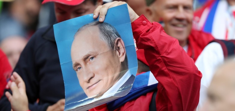 Russia Accused of Using FIFA World Cup to Bury Bad News