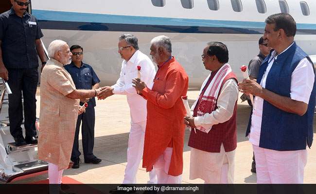 A 'Plane' to End Bastar's Isolation: Will it?