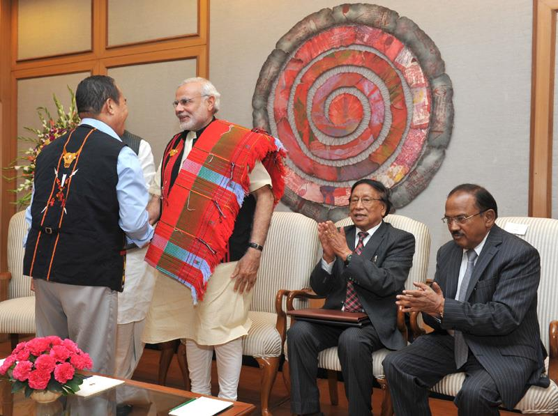 Thursday Meeting Between Centre, NSCN-IM Could Be Crucial to Naga Peace Talks