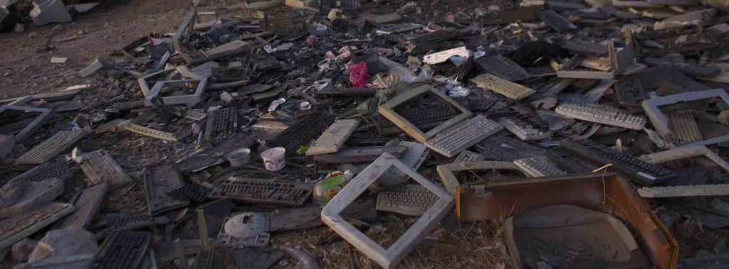 Amid Smoldering E-Waste in the West Bank, Activists Fight for Reform