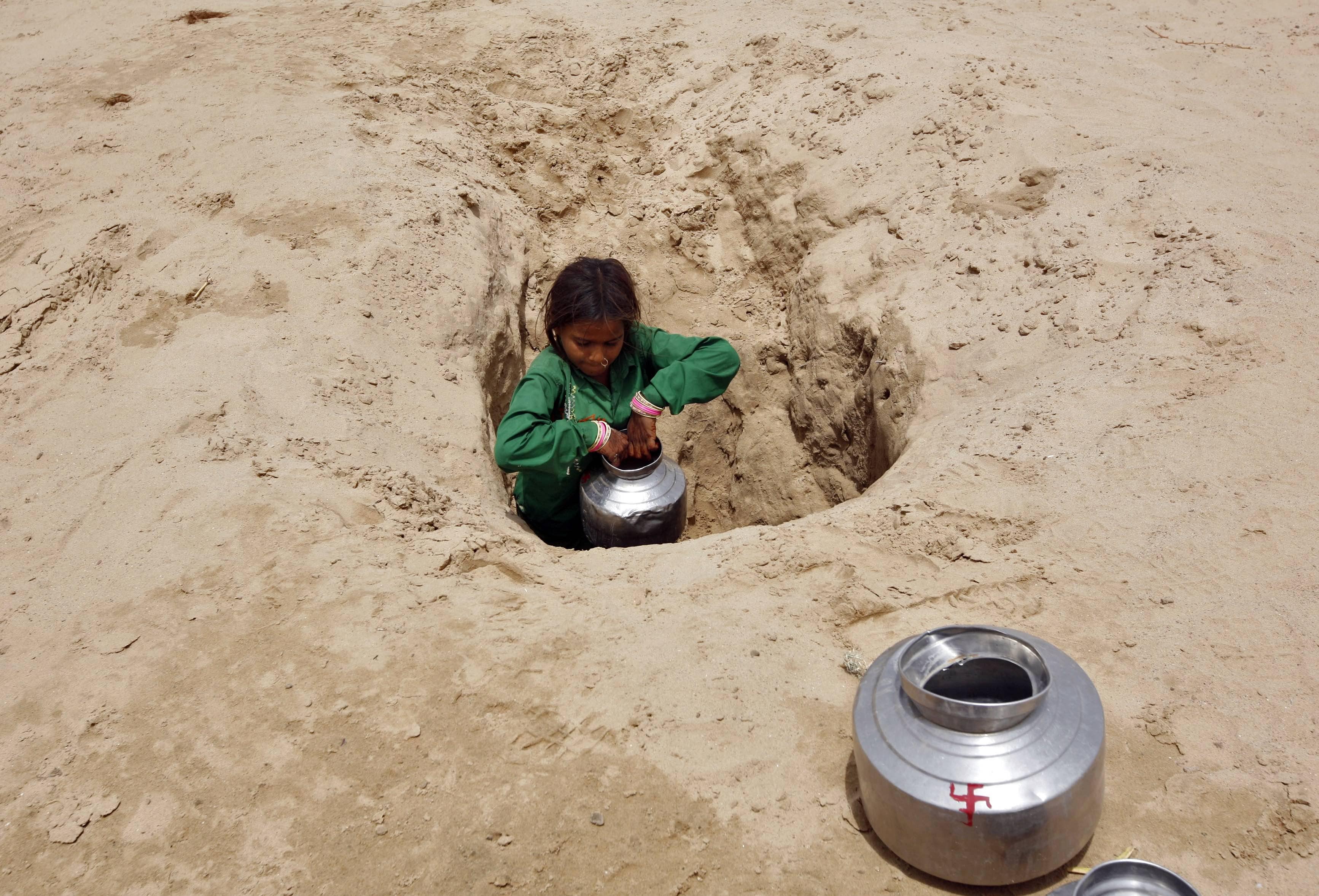 Groundwater in Northwest India Has a Uranium Contamination Problem