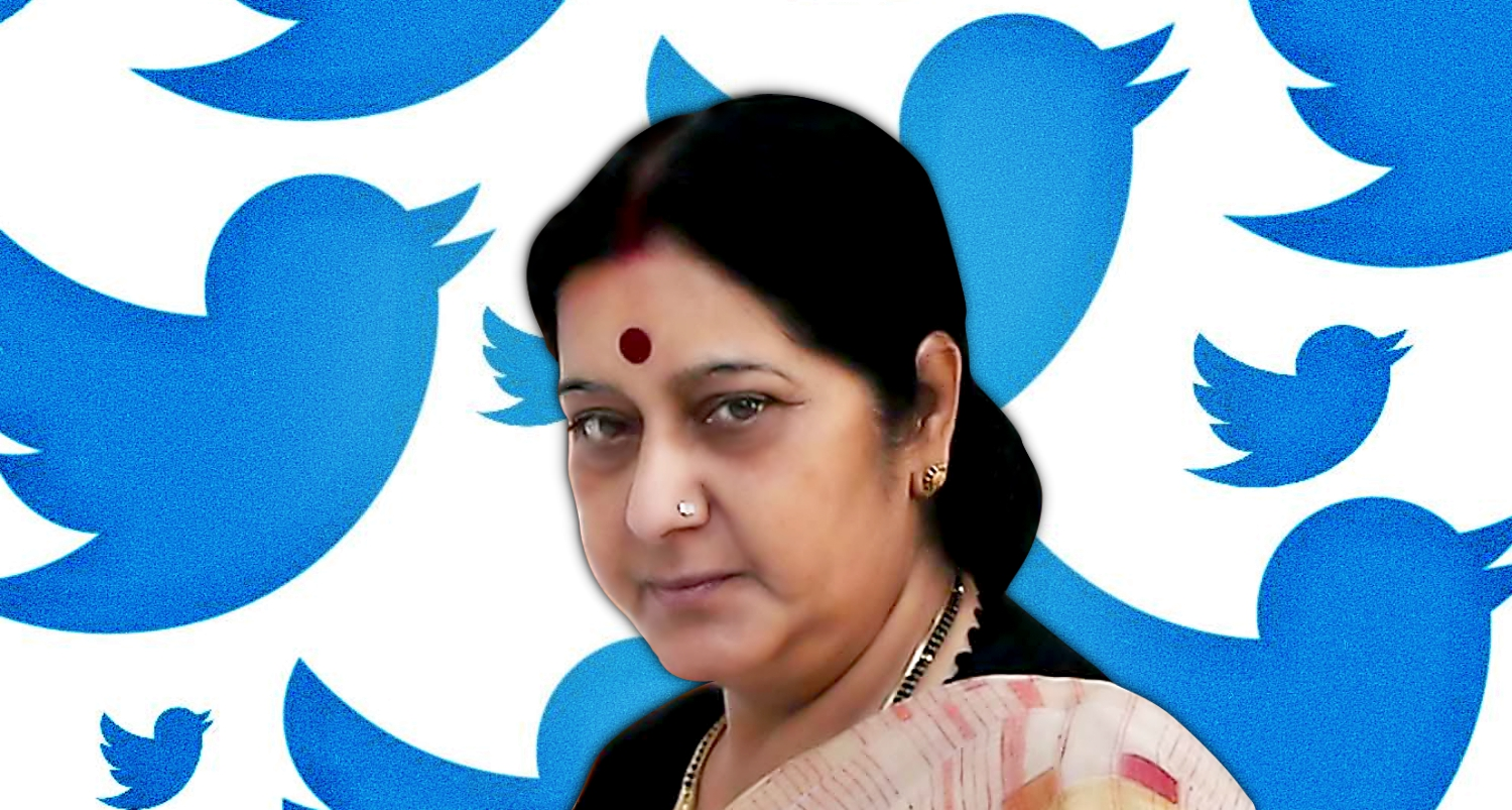 Sushma Swaraj Is the Latest Victim of Right-Wing Trolling