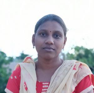 Anushya lives in Pandarapatti. Credit: Disha Shetty