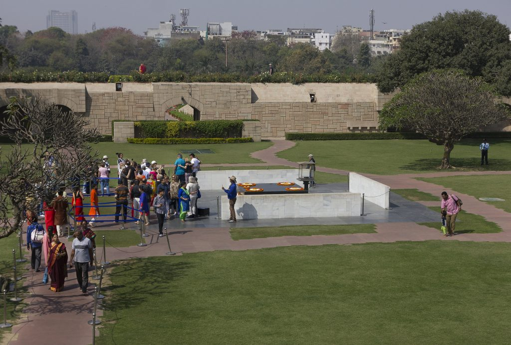 Noted Gandhians Protest 'Arbitrary Closure' of Rajghat Over VHP Event Nearby