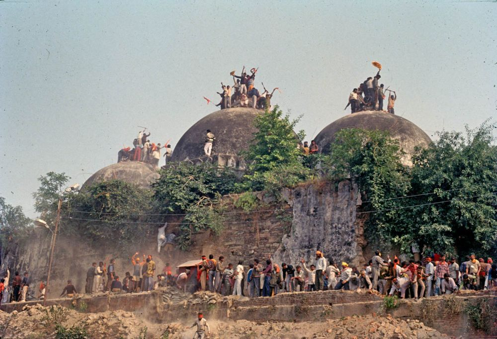 Supreme Court Refuses to Refer Ayodhya Dispute-Related Case to Constitution Bench