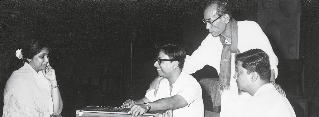 S.D. Burman, the Man Who Gave Hindi Film Music Its Grammar