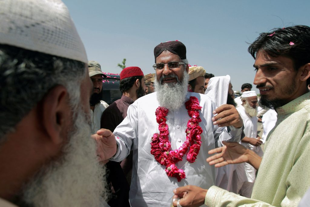 Pakistan Removes Islamic Extremist Leader from Terrorist Watchlist Ahead of Elections