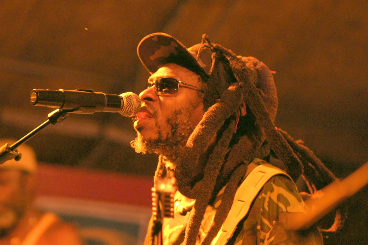 Reggae's Sacred Roots and Call to Protest Injustice