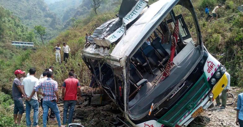 40 Killed, 12 Injured as Bus Falls Into Gorge in Uttarakhand
