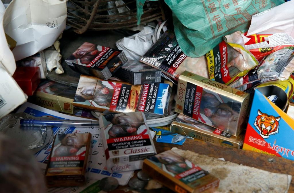 Tobacco Products to Carry Pictorial Warning on 85% of Packaging Space: SC