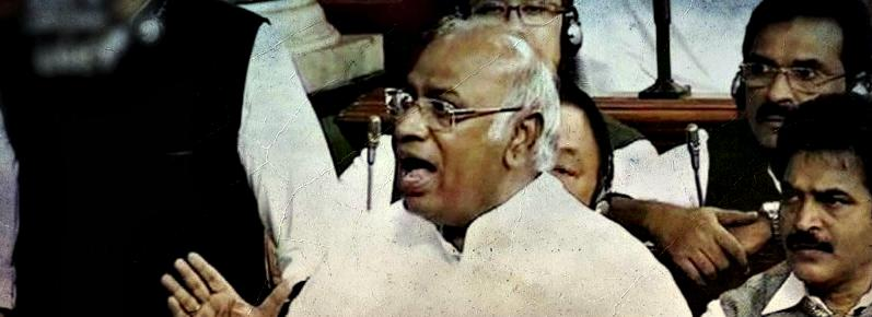 Kharge Boycotts Lokpal Meet Again, Says No Provision of Special Invitee in Act