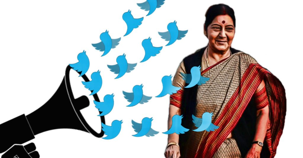 Sushma Swaraj's Reaction to Bitter Trolling Was Graceful but Inadequate