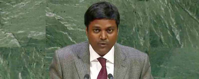 India at UN: 'Pakistan Is a Hub of Terrorism, Spreads False Narrative About Kashmir'