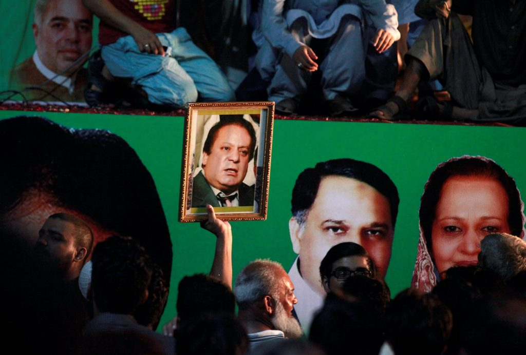 After Sharif's Sentencing, the 'Victim Card' May Not Win His Party the Elections
