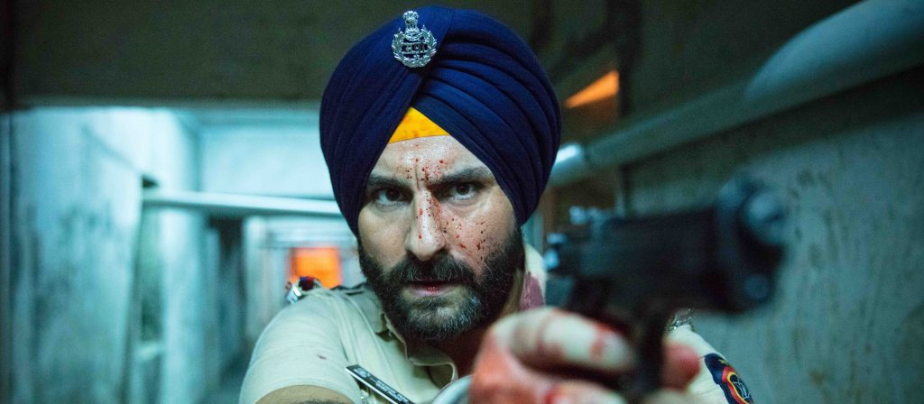 'Sacred Games' Probes the Mechanics of a Peculiar Indian Insanity
