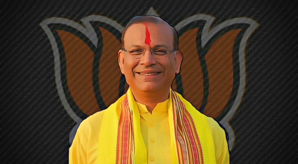Jayant Sinha Is No Different From the Garden Variety, Saffron-Clad Sanghi Bigot