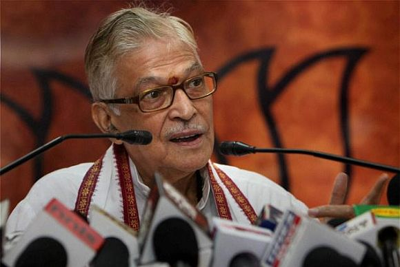 EXCLUSIVE: Upset Over Job Data Picture, BJP MPs Block M.M. Joshi-Led Panel Report on GDP Growth