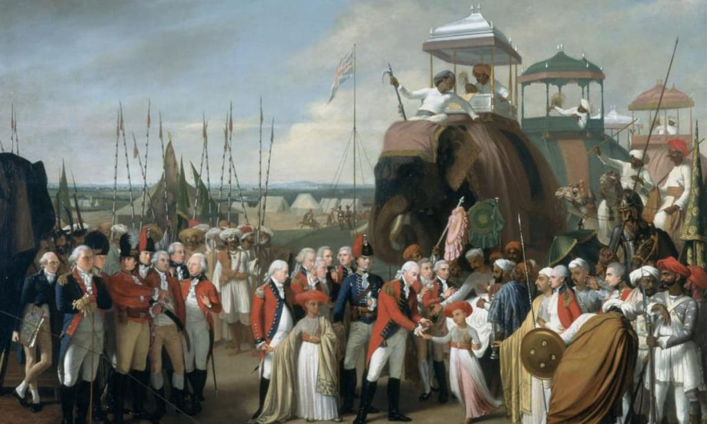 The Intertwined Fortunes of the East India Company and theEnglish State