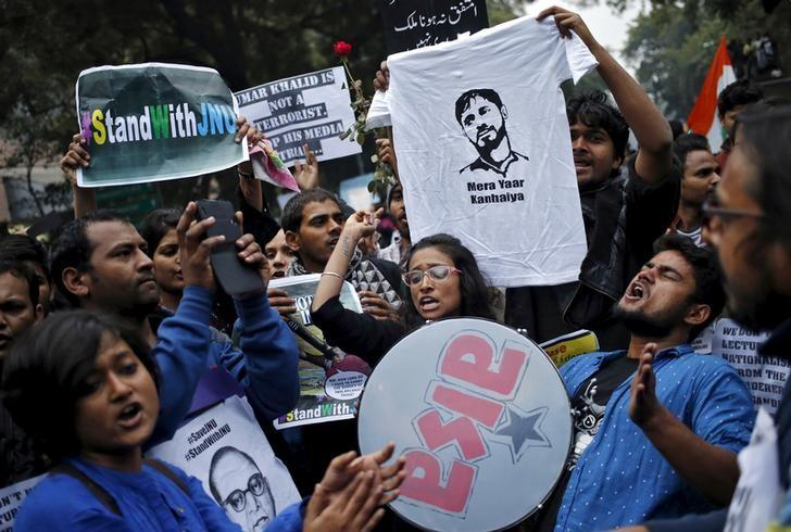 Student Union Members 'Barred' From Academic Council Meet: JNUSU