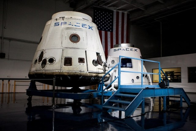 SpaceX, Boeing Face Delays in NASA Crew Launch Programme