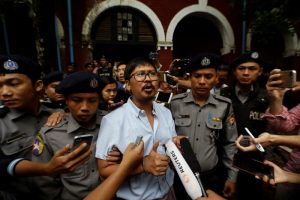 Case Against Reuters Journalists Reflects Myanmar's Stunted Transition to Democracy