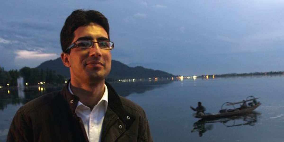 J&K IAS Officer Shah Faesal Resigns to Protest Killings, 'Culture of Intolerance'