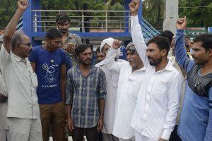 Photo Essay: Una Flogging Victims Continue Fight for Justice