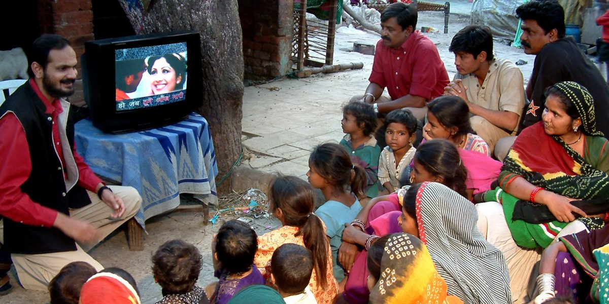 Boosting Literacy One TV Set at a Time – If Only the State Spares the Funds