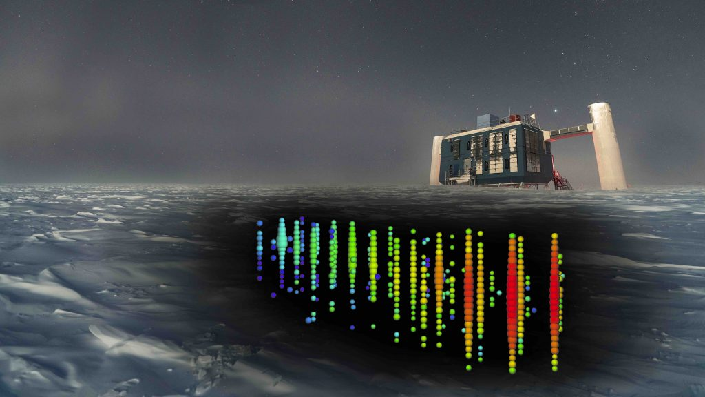 Breakthrough: South Pole Lab Finds Ancient Blazar at End of Cosmic Rays Mystery