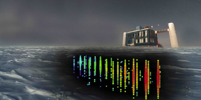Breakthrough: South Pole Lab Finds Ancient Blazar at End ...Icecube Neutrino