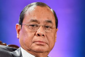 Justice Gogoi: India Needs 'Independent Journalists and, Sometimes, Noisy Judges'