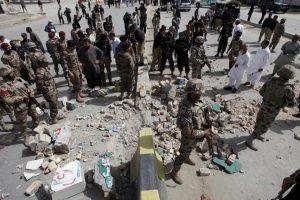 Bomb Blast Kills At Least 16 in Quetta, Pakistan
