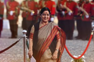 Hope UN Member States Will Support Palestinian Refugee Agency After US Refusal: Sushma Swaraj