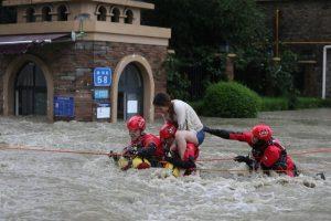 China Floods Wreak Havoc Across the Country