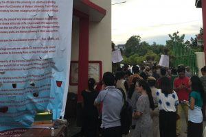 NE Dispatch: Manipur University Strike Continues; Assam's First Trans Judge Begins Work