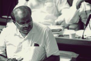 Two Men Arrested for Allegedly Abusing Karnataka CM Kumaraswamy in Video