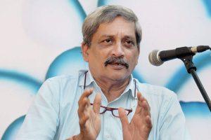 Chief Minister Parrikar Returns to Goa After Treatment