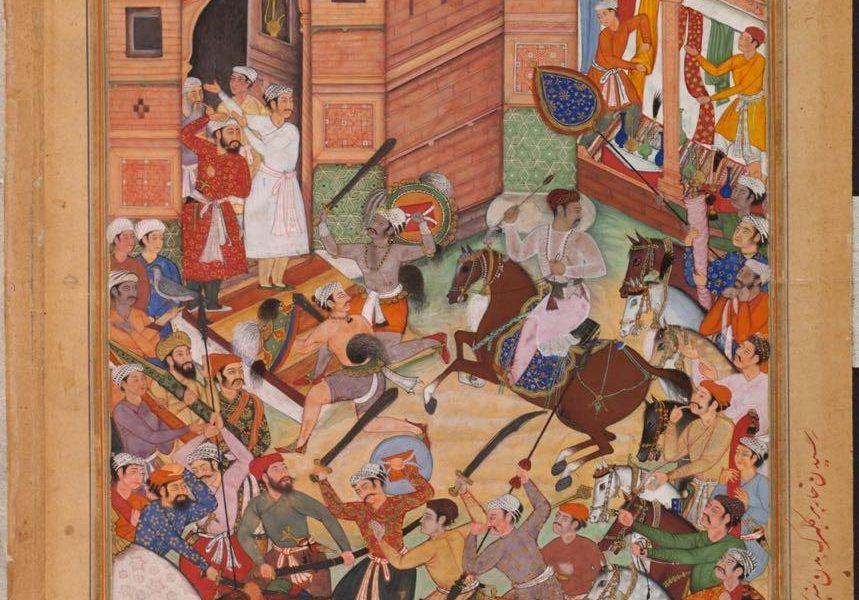 The Woman Whose Downfall Nearly Killed Akbar