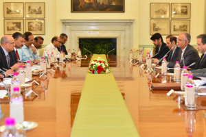 Iran, India Confident on Continuing Cooperation, But Nuclear Deal's Survival Uncertain